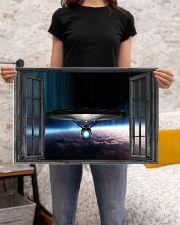 Spacecraft 7 24x16 Poster poster-landscape-24x16-lifestyle-20