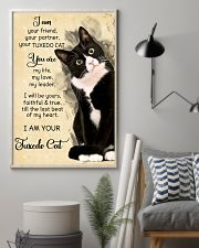 I Am Your Tuxedo Cat 11x17 Poster lifestyle-poster-1