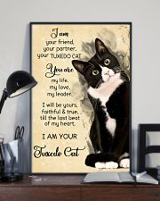 I Am Your Tuxedo Cat 11x17 Poster lifestyle-poster-2