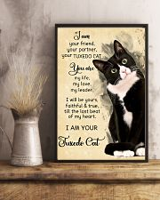 I Am Your Tuxedo Cat 11x17 Poster lifestyle-poster-3