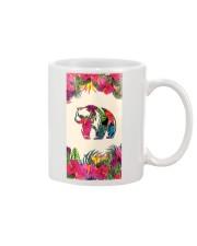 Tropical Panda Mug tile