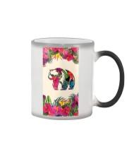 Tropical Panda Color Changing Mug tile