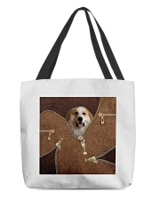 Pyrenees All-over Tote back
