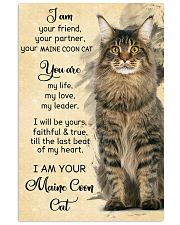 I Am Maine Coon 11x17 Poster front