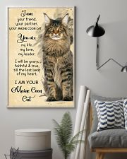 I Am Maine Coon 11x17 Poster lifestyle-poster-1