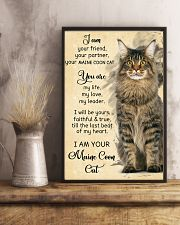 I Am Maine Coon 11x17 Poster lifestyle-poster-3