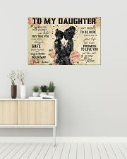 Daughter and mom 36x24 Poster poster-landscape-36x24-lifestyle-01