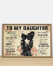 Daughter and mom 36x24 Poster poster-landscape-36x24-lifestyle-03