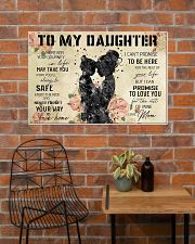 Daughter and mom 36x24 Poster poster-landscape-36x24-lifestyle-20