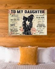Daughter and mom 36x24 Poster poster-landscape-36x24-lifestyle-23