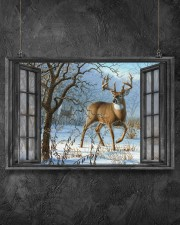 Deer 8 24x16 Poster aos-poster-landscape-24x16-lifestyle-13