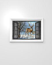 Deer 8 24x16 Poster poster-landscape-24x16-lifestyle-02