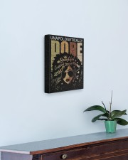 Unapologetically Dope 11x14 Gallery Wrapped Canvas Prints aos-canvas-pgw-11x14-lifestyle-front-01