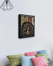 Unapologetically Dope 11x14 Gallery Wrapped Canvas Prints aos-canvas-pgw-11x14-lifestyle-front-02