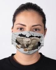 Elephant Crack Cloth face mask aos-face-mask-lifestyle-01