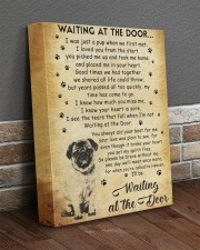 I'll be waiting at the Door 11x14 Gallery Wrapped Canvas Prints aos-canvas-pgw-11x14-lifestyle-front-10