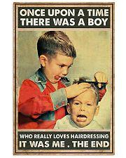 Hairdresser 11x17 Poster front
