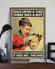 Hairdresser 11x17 Poster lifestyle-poster-2