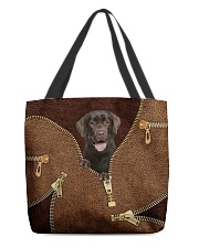 Labrador All-over Tote front