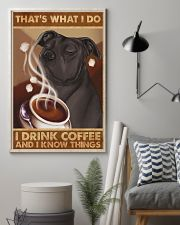 Staffordshire That's What I Do 11x17 Poster lifestyle-poster-1