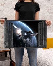 Spacecraft 5 24x16 Poster poster-landscape-24x16-lifestyle-20
