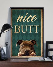 Pitbull Nice Butt 11x17 Poster lifestyle-poster-2
