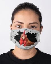 Chicken Crack Cloth face mask aos-face-mask-lifestyle-01