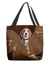 Beagles All-over Tote back