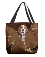 Beagles All-over Tote front