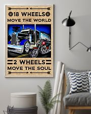 18 Wheels 11x17 Poster lifestyle-poster-1