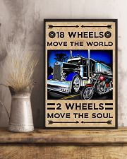 18 Wheels 11x17 Poster lifestyle-poster-3
