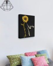 You Are My Sunshine 11x14 Gallery Wrapped Canvas Prints aos-canvas-pgw-11x14-lifestyle-front-02