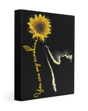 You Are My Sunshine 11x14 Gallery Wrapped Canvas Prints front