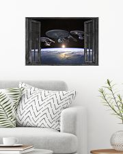 Spacecraft 1 24x16 Poster poster-landscape-24x16-lifestyle-01