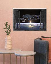 Spacecraft 1 24x16 Poster poster-landscape-24x16-lifestyle-22