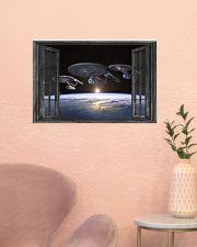 Spacecraft 1 24x16 Poster poster-landscape-24x16-lifestyle-23