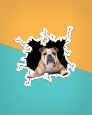 English Bulldog Sticker - Single (Vertical) aos-sticker-single-vertical-lifestyle-front-02