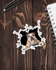 English Bulldog Sticker - Single (Vertical) aos-sticker-single-vertical-lifestyle-front-05
