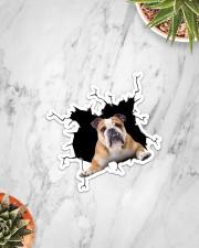 English Bulldog Sticker - Single (Vertical) aos-sticker-single-vertical-lifestyle-front-06