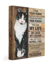 I am your Tuxedo 11x14 Gallery Wrapped Canvas Prints front