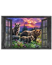 Bear 6 36x24 Poster front