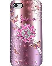 Breast Cancer Phone Case i-phone-8-case