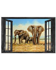 Elephant 1 36x24 Poster front
