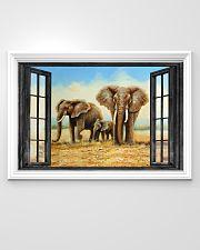 Elephant 1 36x24 Poster poster-landscape-36x24-lifestyle-02