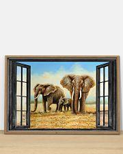 Elephant 1 36x24 Poster poster-landscape-36x24-lifestyle-03