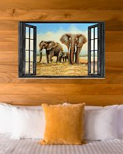 Elephant 1 36x24 Poster poster-landscape-36x24-lifestyle-23