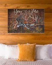 Deer 36x24 Poster poster-landscape-36x24-lifestyle-23