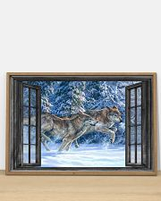 Wolf 36x24 Poster poster-landscape-36x24-lifestyle-03