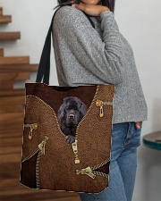 Newfoundlands All-over Tote aos-all-over-tote-lifestyle-front-09