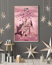 Pink butterfly 16x24 Poster lifestyle-holiday-poster-1